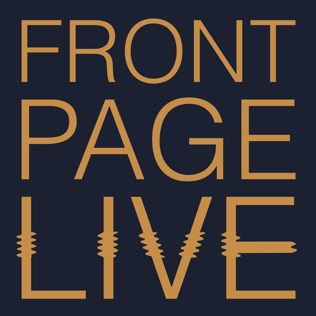 Front Page Live Logo