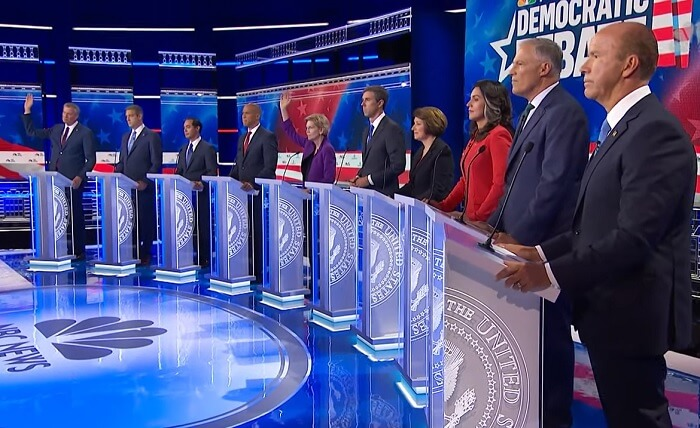 CNN fact-checked the Democratic debate, and found just ONE problem