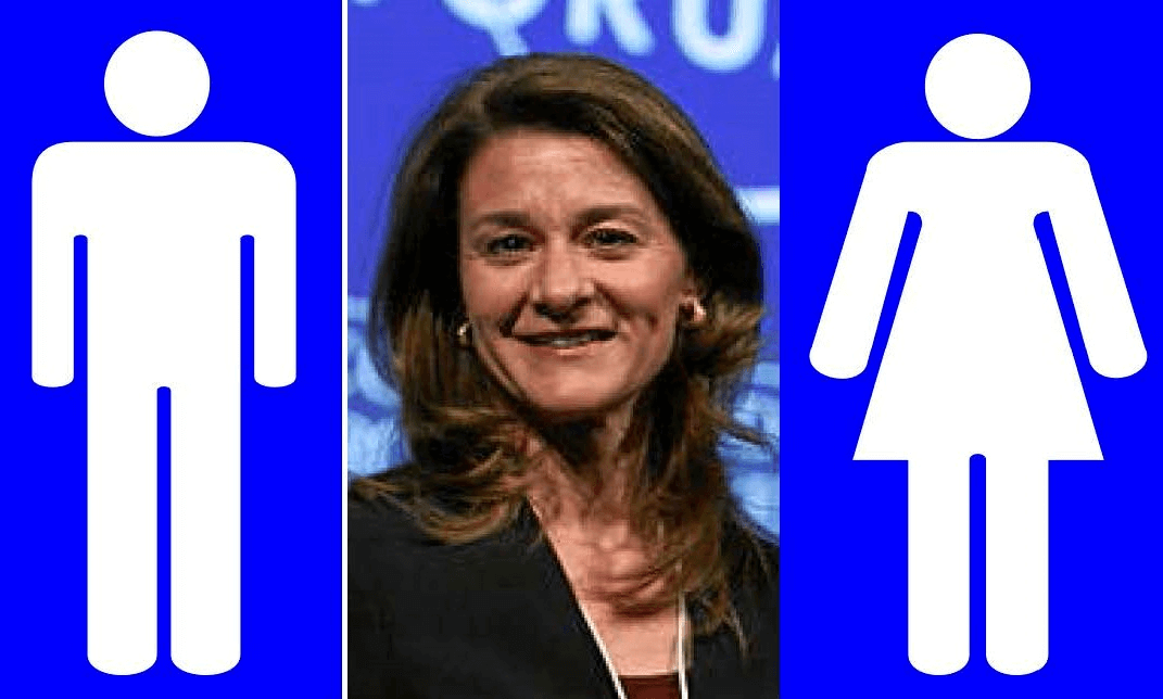 "Melinda Gates launches ""Equality Can't Wait"" serious-comedy campaign"