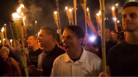 White supremacists look to remake the map of America