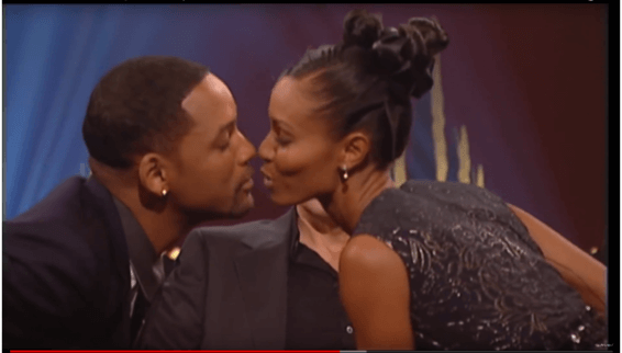 Will Smith & Jada Pinkett Smith just burst the couple fairytale bubble…on purpose