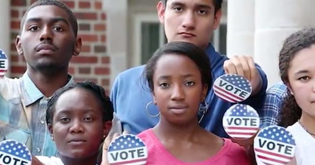 The 2020 election may experience a surge of voting with 4 million 17 year olds turning 18 prior to the election