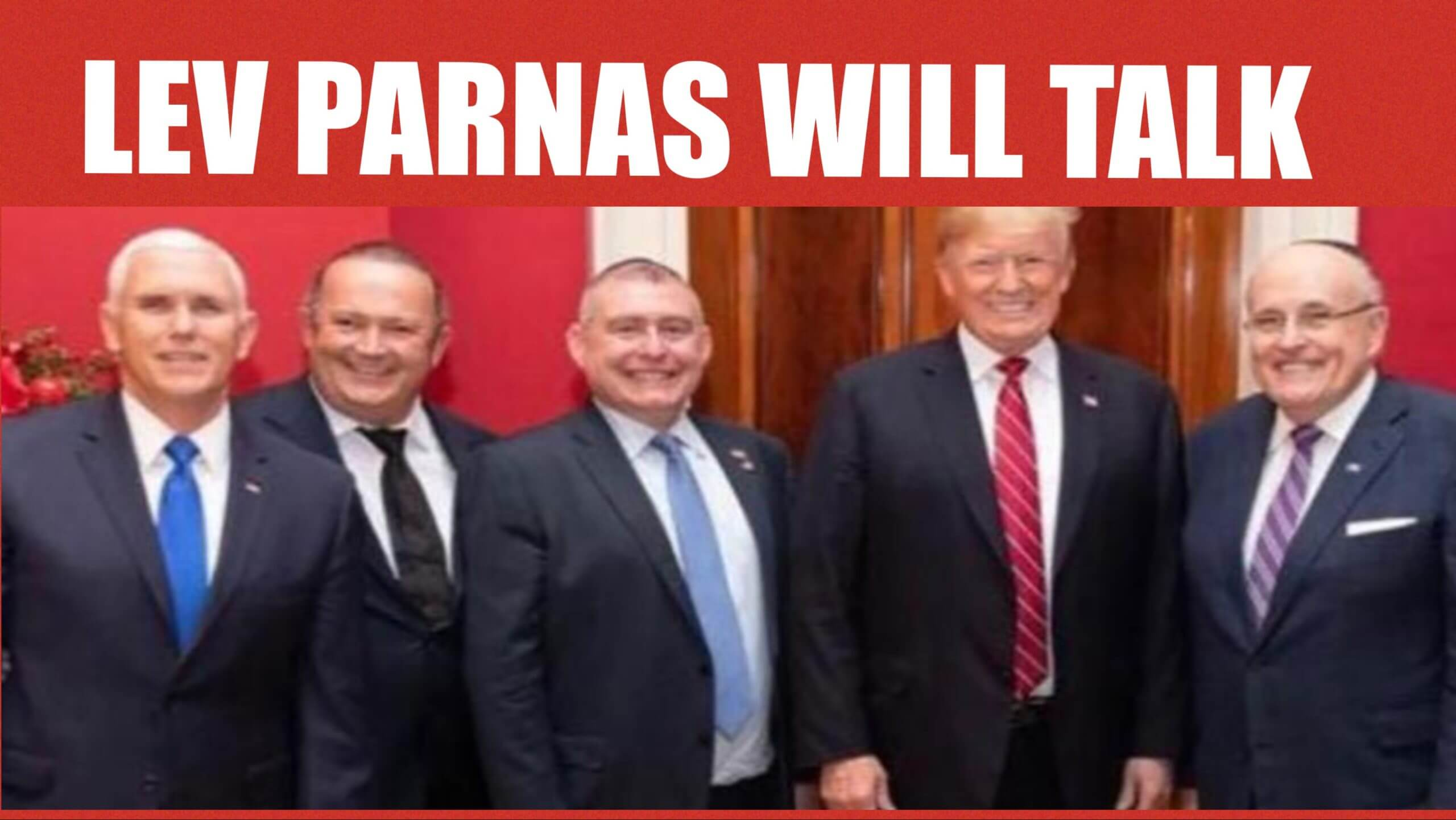 """Guiliani associate Parnas willing to testify in impeachment proceedings with """"hard evidence"""""""