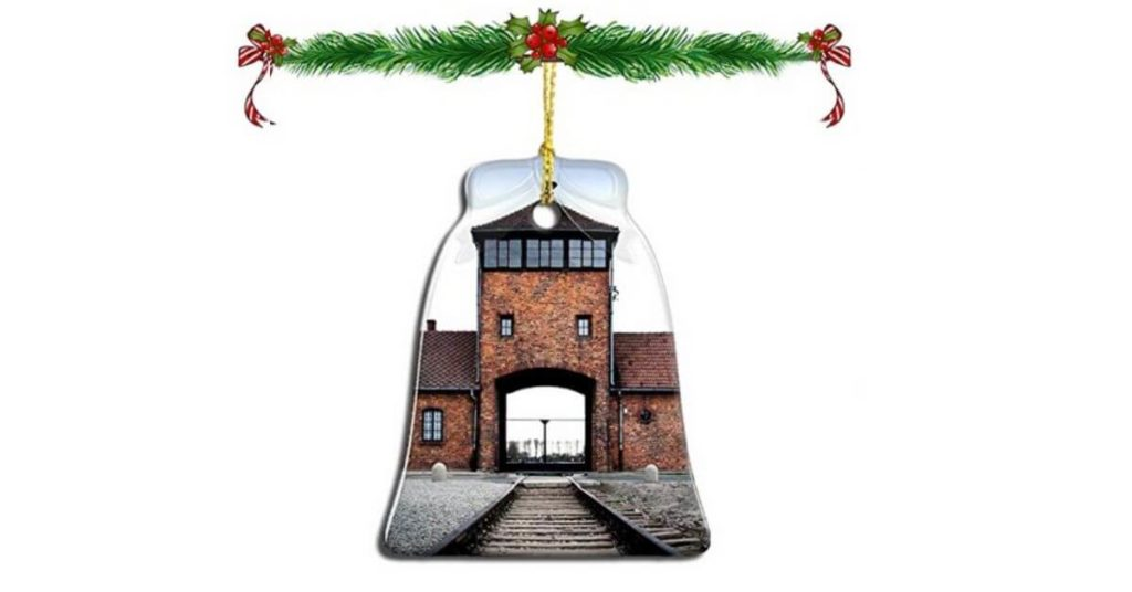 Amazon removes 'disturbing and disrespectful' Auschwitz themed Christmas ornaments