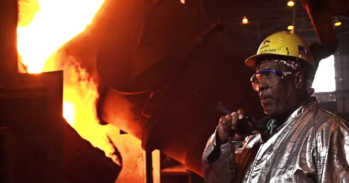 'Look what I've done for steel,' brags Trump, as 1,500 steel workers lose their jobs 1