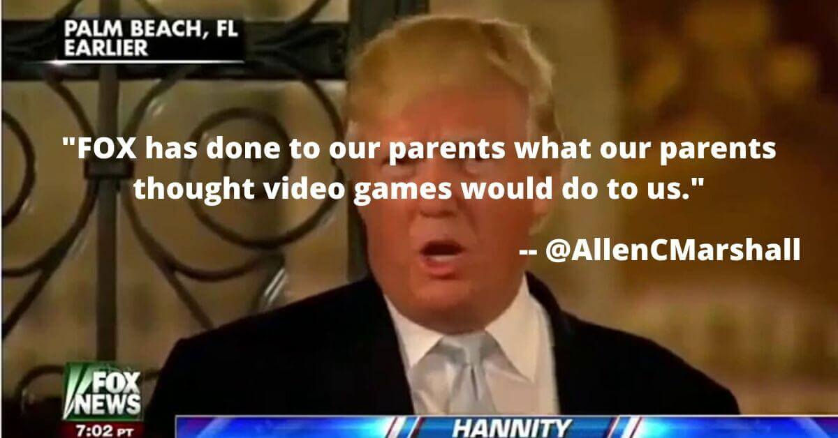 FOX: the world's most dangerous video game