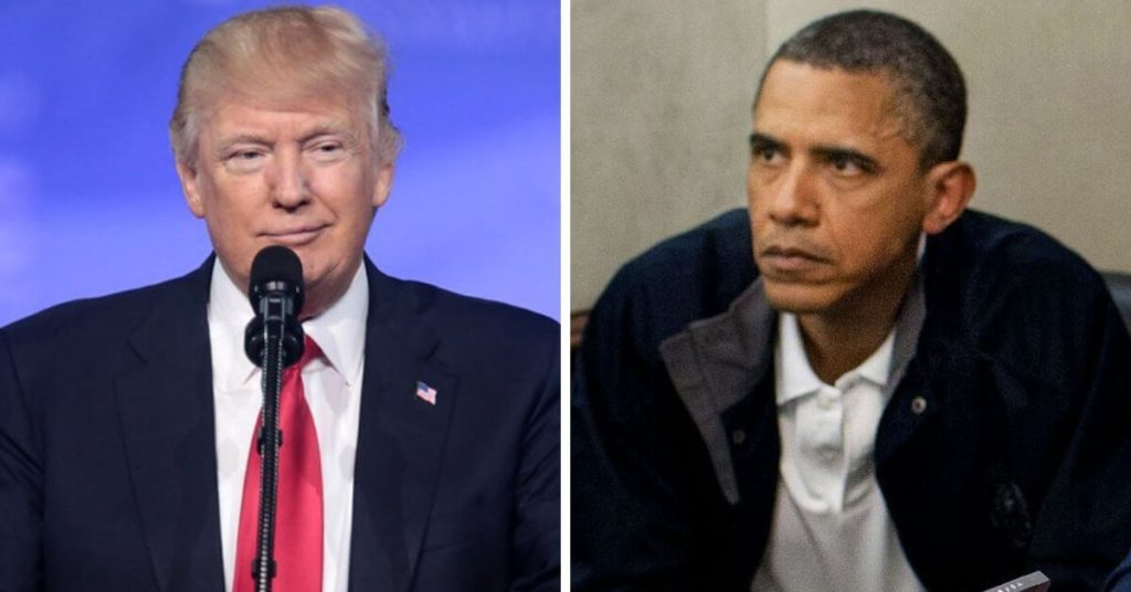 The SEVEN times Trump said Obama would attack Iran before an election 1