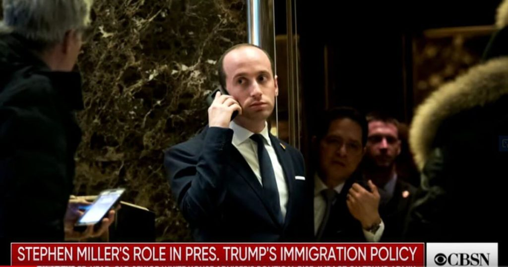 20 Times Stephen Miller Showed He Hates Immigrants 1