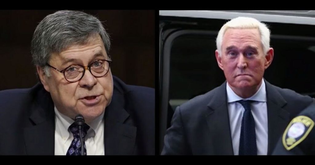 Side by side photo of Barr and Stone