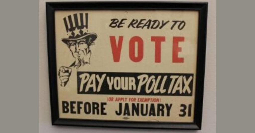 Florida's Poll Tax on Life-Support