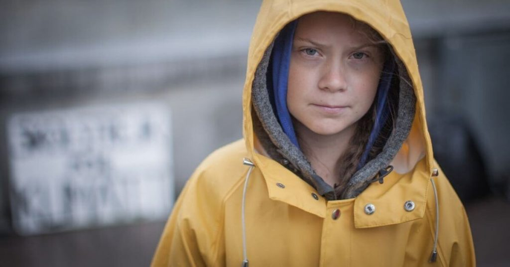 Greta Thunberg's Best Responses 5