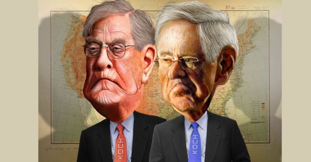 11 horrible things the Koch Brothers have done