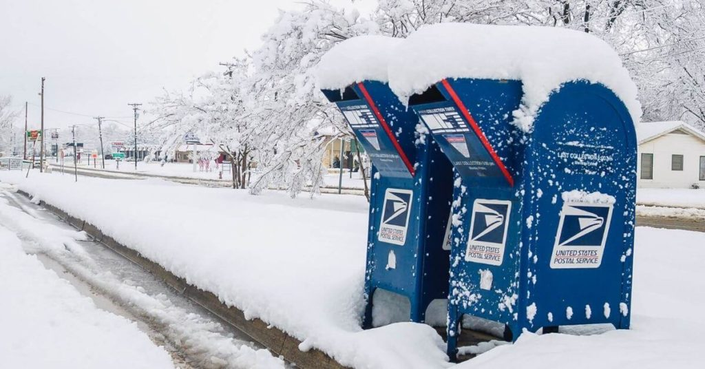 America needs to go postal! (In November) 1