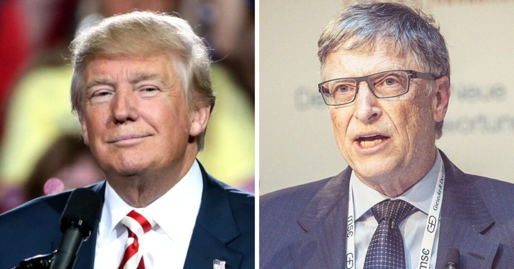 'Ignore that pile of bodies': Bill Gates slams Trump's plan to favor GDP growth over American lives