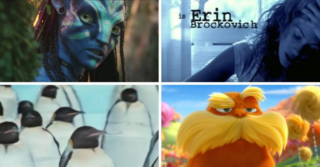 From Avatar To Mad Max To Wall E The Best Eco Movies Environment
