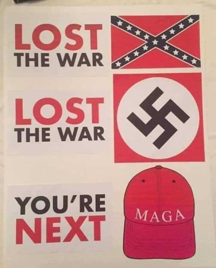 Lost the war
