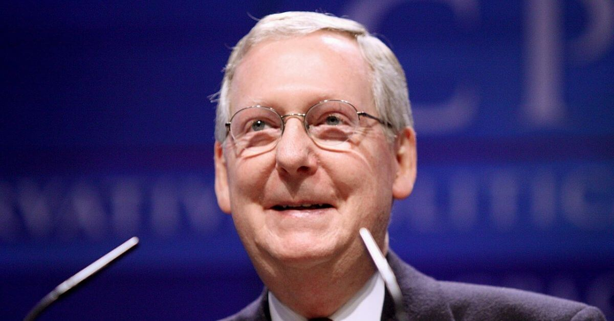 Twitter humiliates 'hillbilly traitor' McConnell after devastating ad