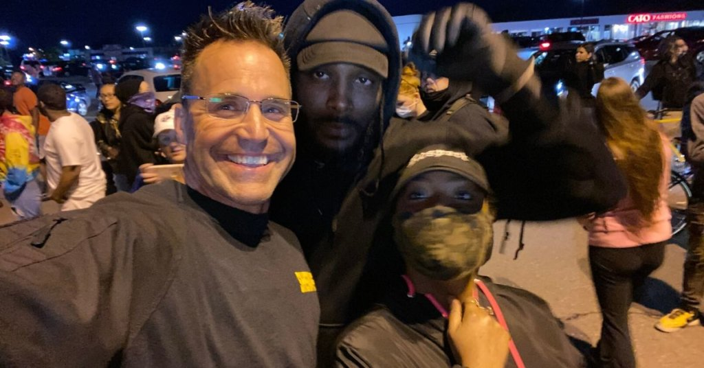 Walk with us, part two: A protestor's perspective —the story of Quajuan Adams 4