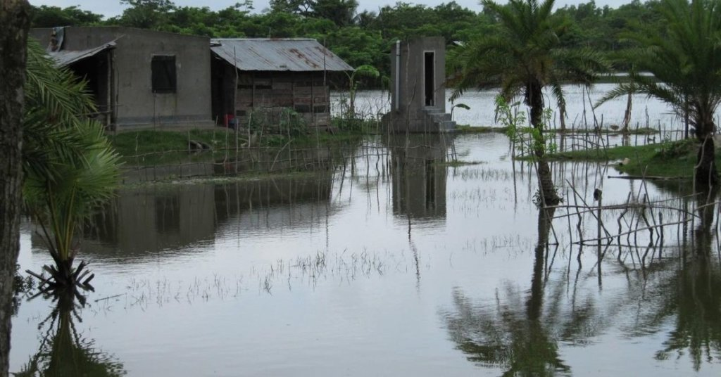 Bangladesh submerged by worst monsoon flooding in decades