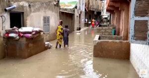 Extreme rain kills dozens, displaces thousands in West and Central Africa