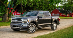 Ford is releasing an electric pickup truck