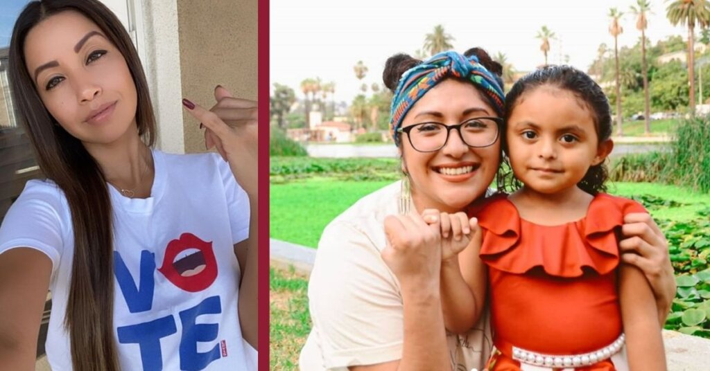 You don't have to be a mom to Vote Like A Madre 1