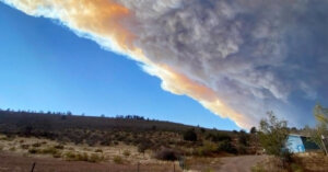 Cameron Peak Fire is now the largest fire on record in Colorado