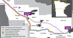 Minnesota approval of Enbridge Line 3 pipeline dubbed a 'war on Black and brown people' by their advisors who quit shortly after