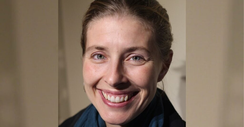 Dr. Emily Fischer, one of the Science Moms looking for climate solutions.