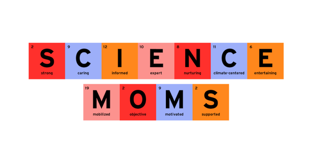 Science Moms is a nonpartisan group of climate scientists and mothers.