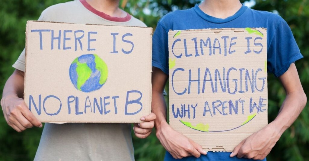 Over 99 percent ofclimate scientists understand humans are changing the climate