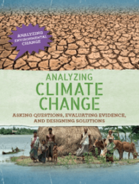 Analyzing Climate Change book