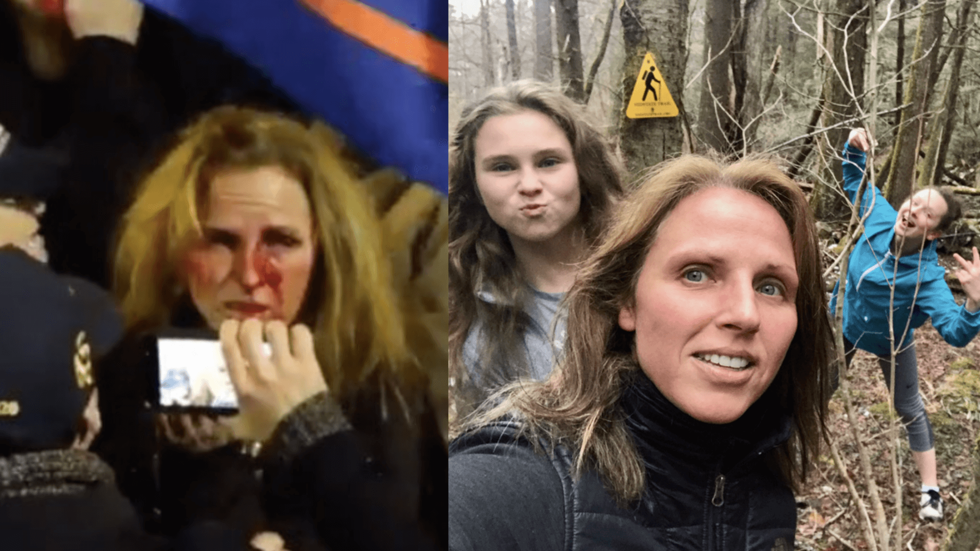 'Liberal Lesbian' outs her MAGA mother, aunt, and uncle as Capitol rioters