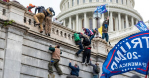 Senators were 'sobbing in fear' as the mob breached the Capitol. Trump was attacking